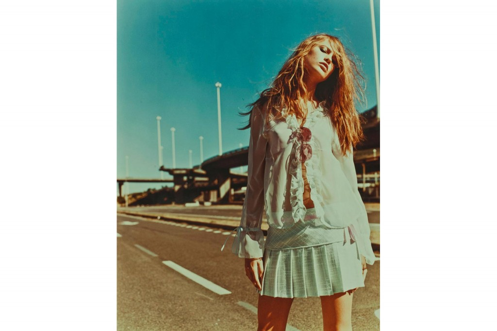 Behati Prinsloo in Cape Town, seen by fashion photographer Arno AlDoori