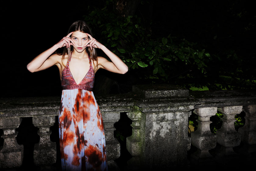 She Likes Nite, a fashion editorial with Katrina by Arno AlDoori