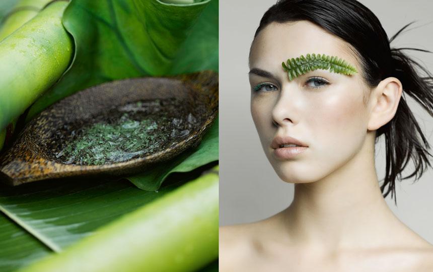 elena for freundin magazine beauty by Arno AlDoori